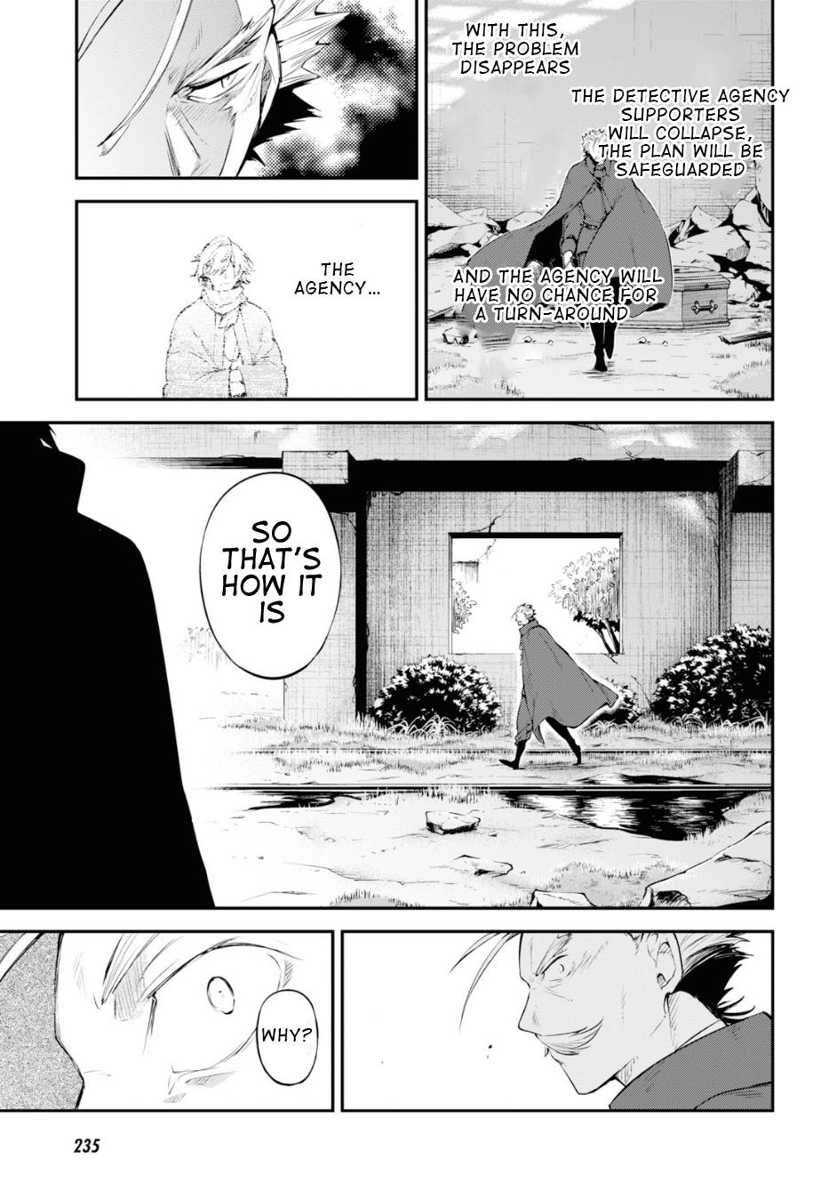 Bungou Stray Dogs Chapter 89 Page 11