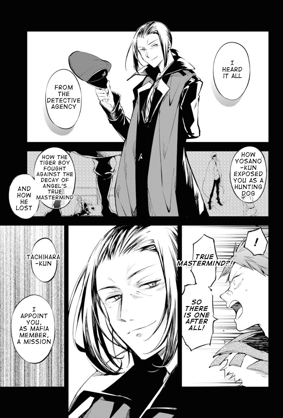 Bungou Stray Dogs Chapter 89 Page 15