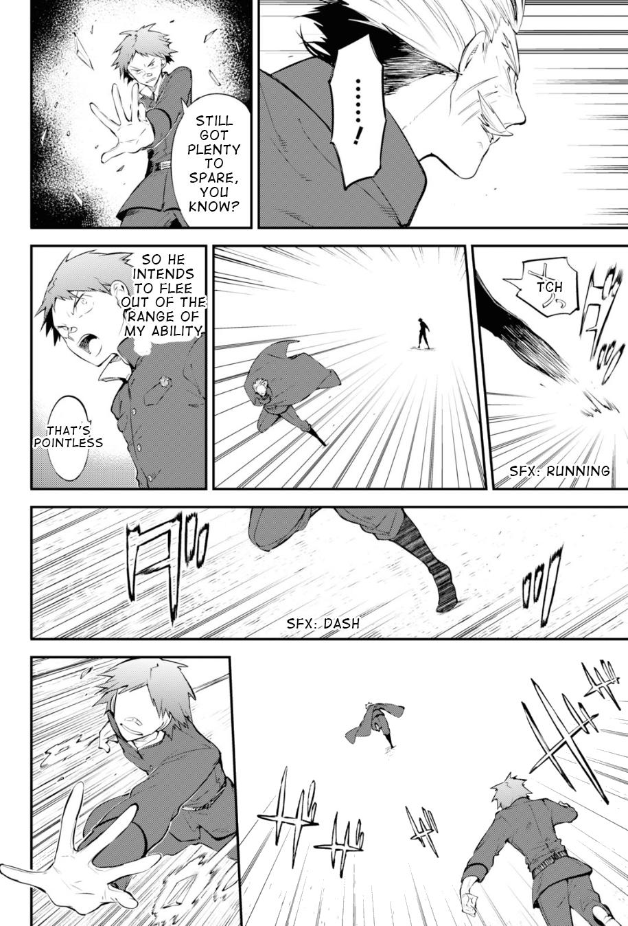 Bungou Stray Dogs Chapter 89.5 Page 21