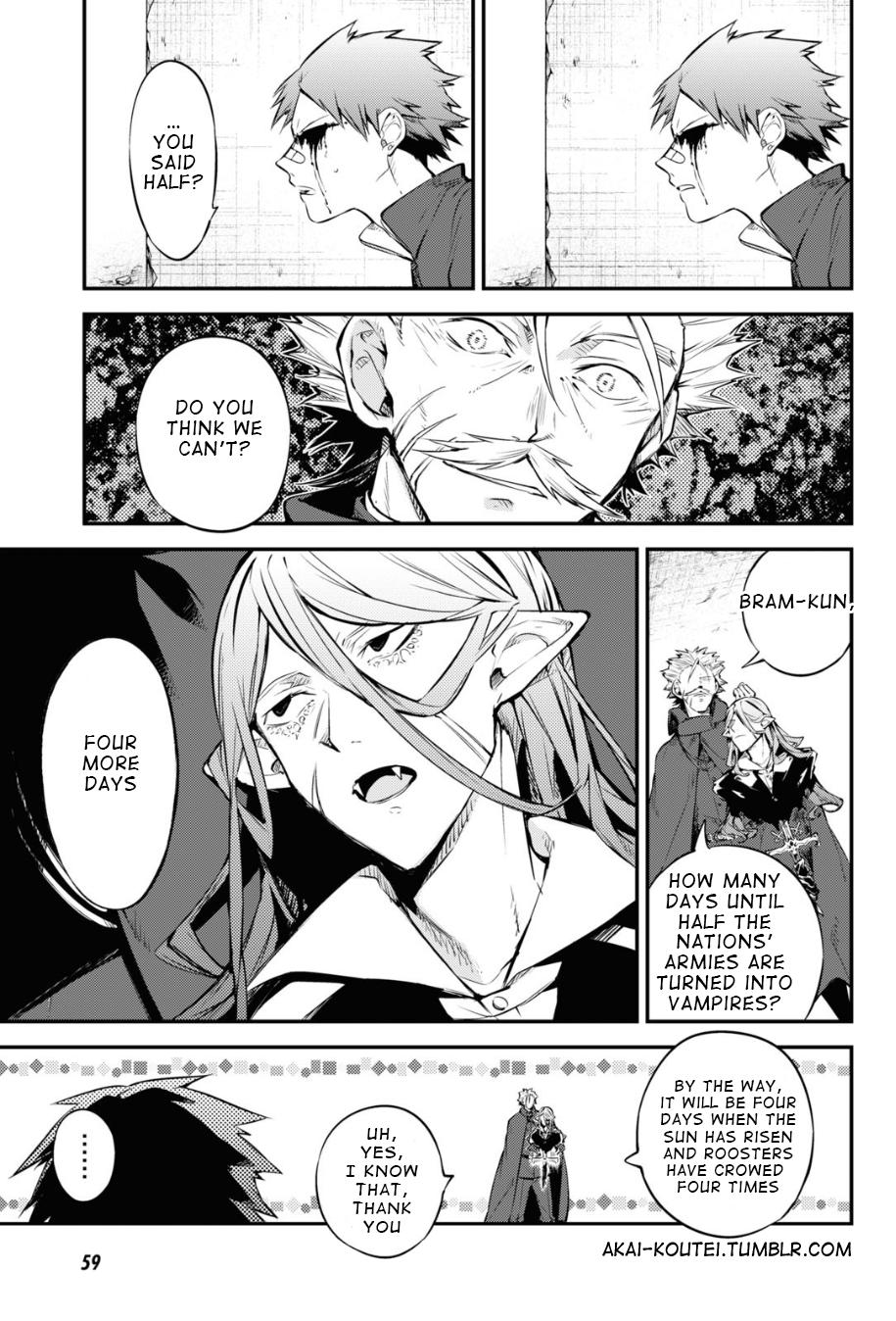 Bungou Stray Dogs Chapter 90 Page 13