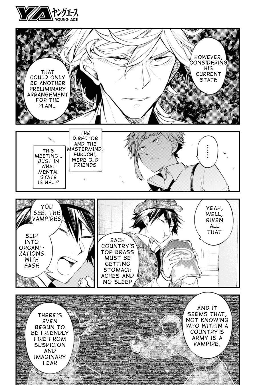 Bungou Stray Dogs Chapter 91 Page 13