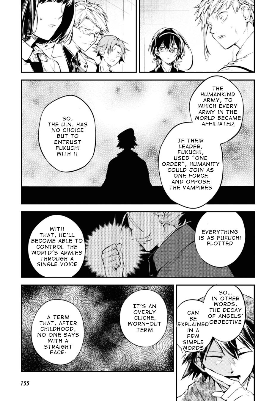 Bungou Stray Dogs Chapter 91 Page 29