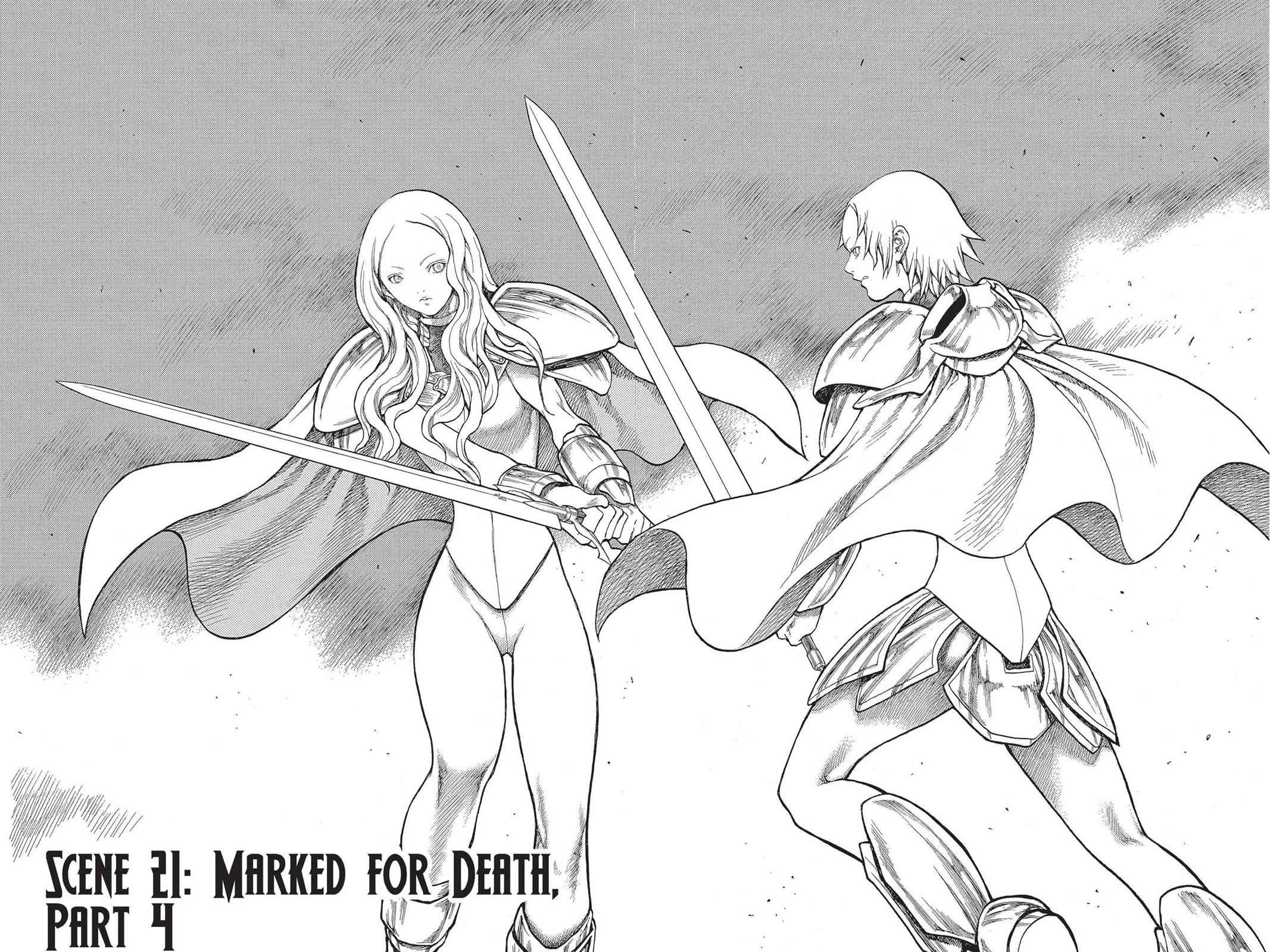 Claymore Chapter 21 Page 2
