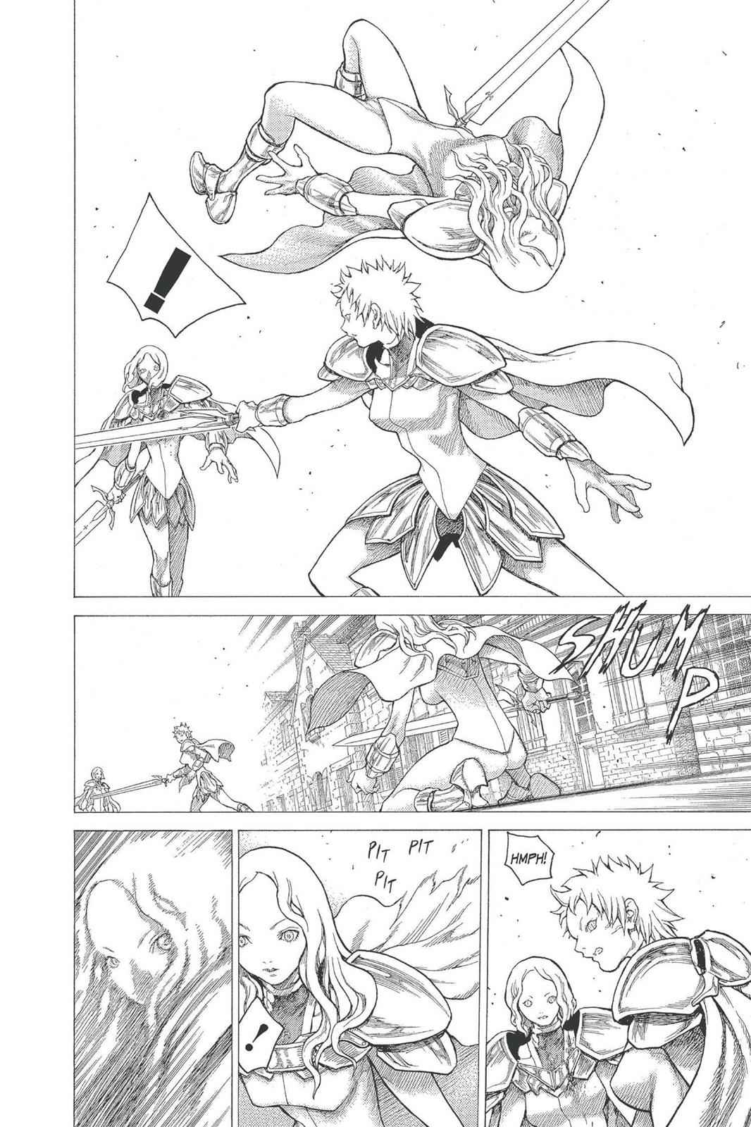 Claymore Chapter 21 Page 20