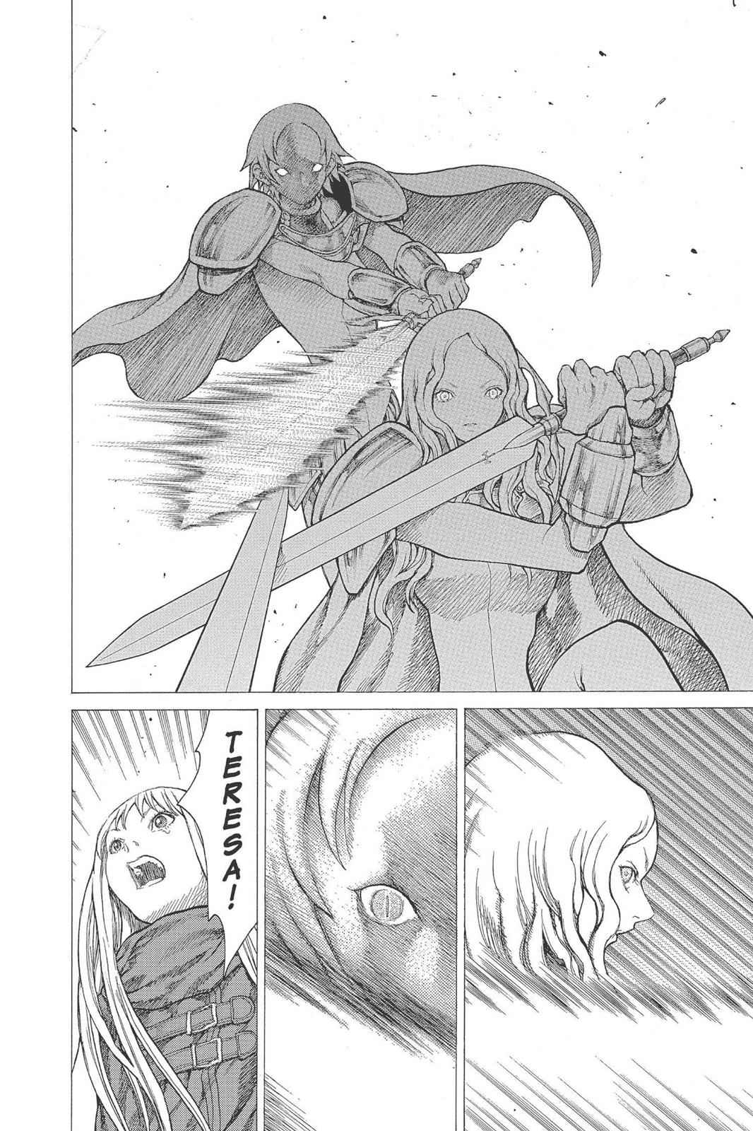 Claymore Chapter 21 Page 22