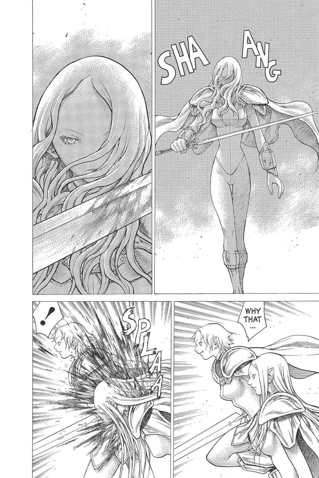 Claymore Chapter 21 Page 24