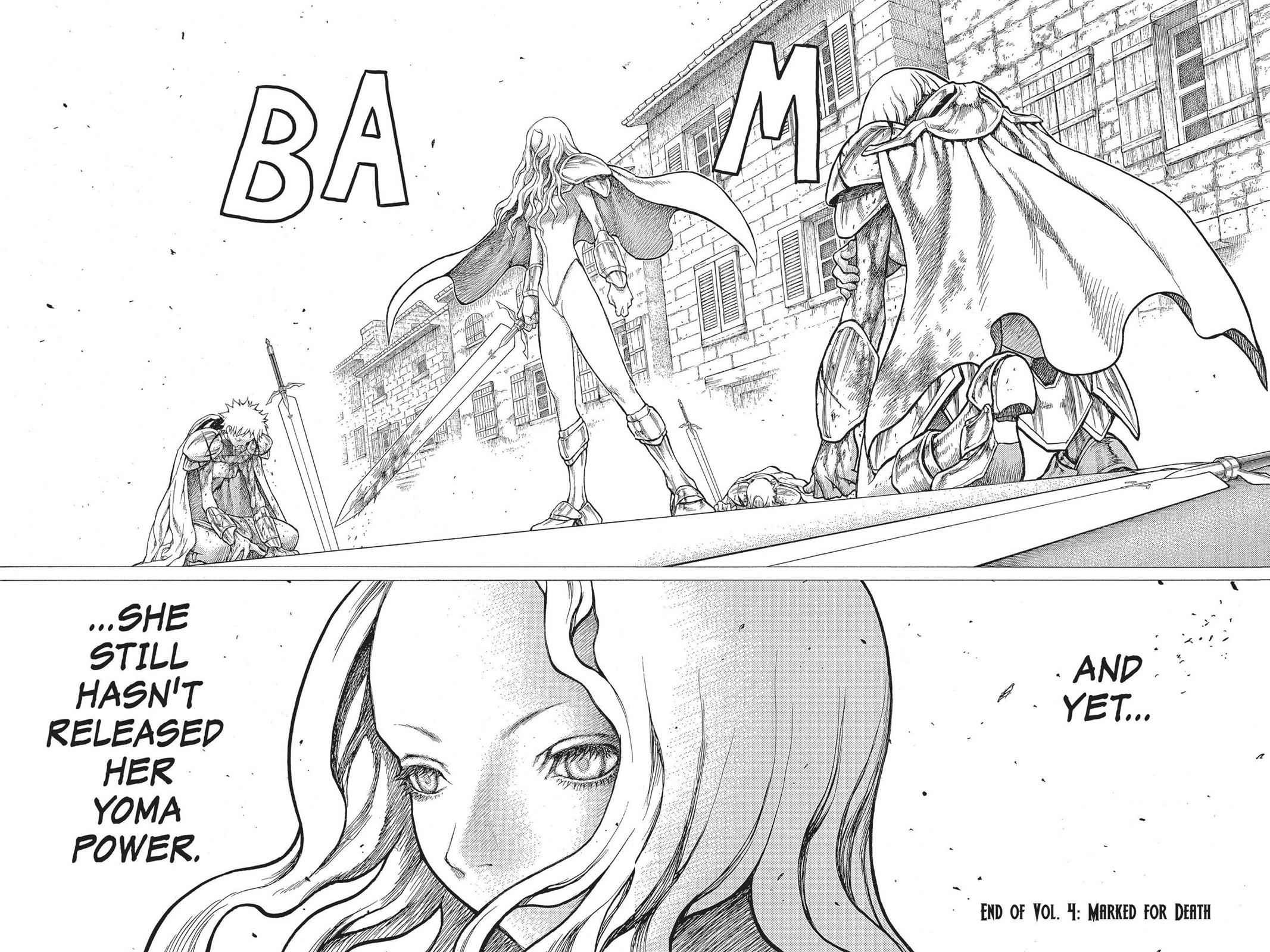 Claymore Chapter 21 Page 28