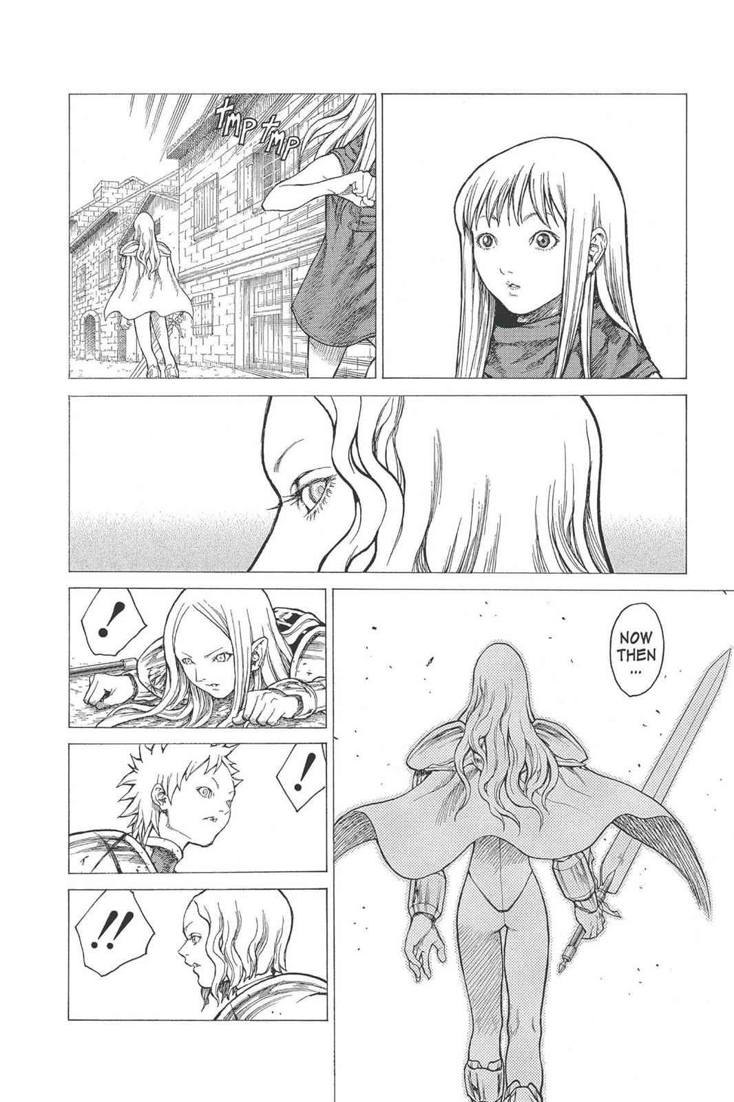 Claymore Chapter 22 Page 10