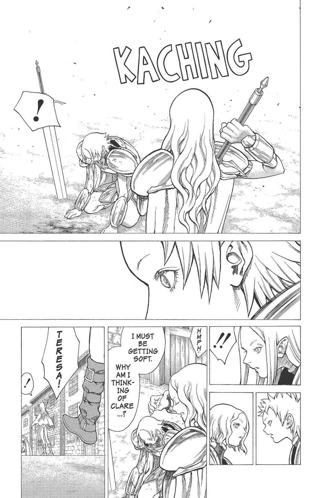 Claymore Chapter 22 Page 15