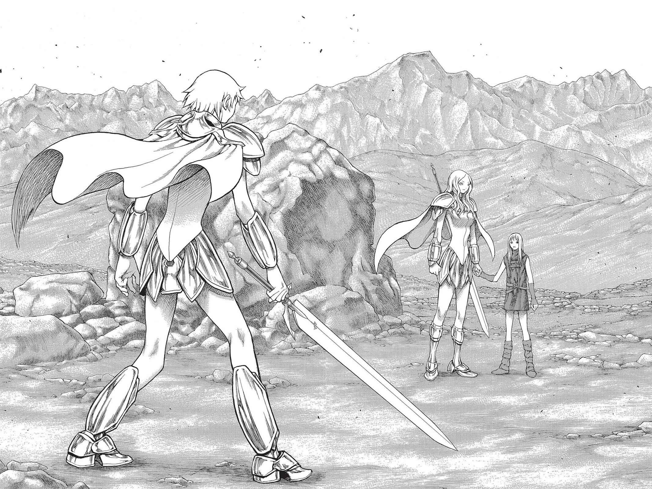 Claymore Chapter 22 Page 24