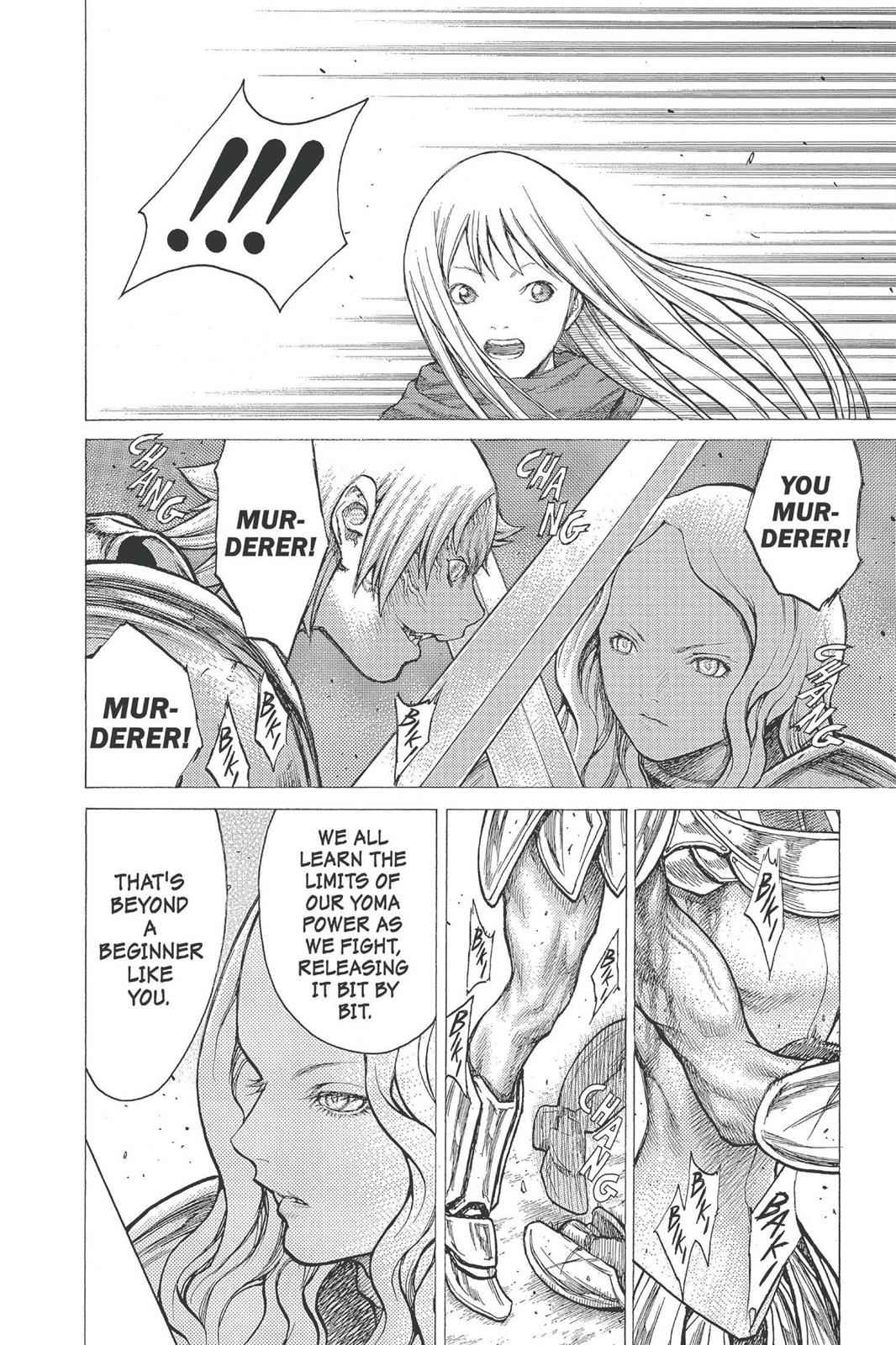 Claymore Chapter 22 Page 29