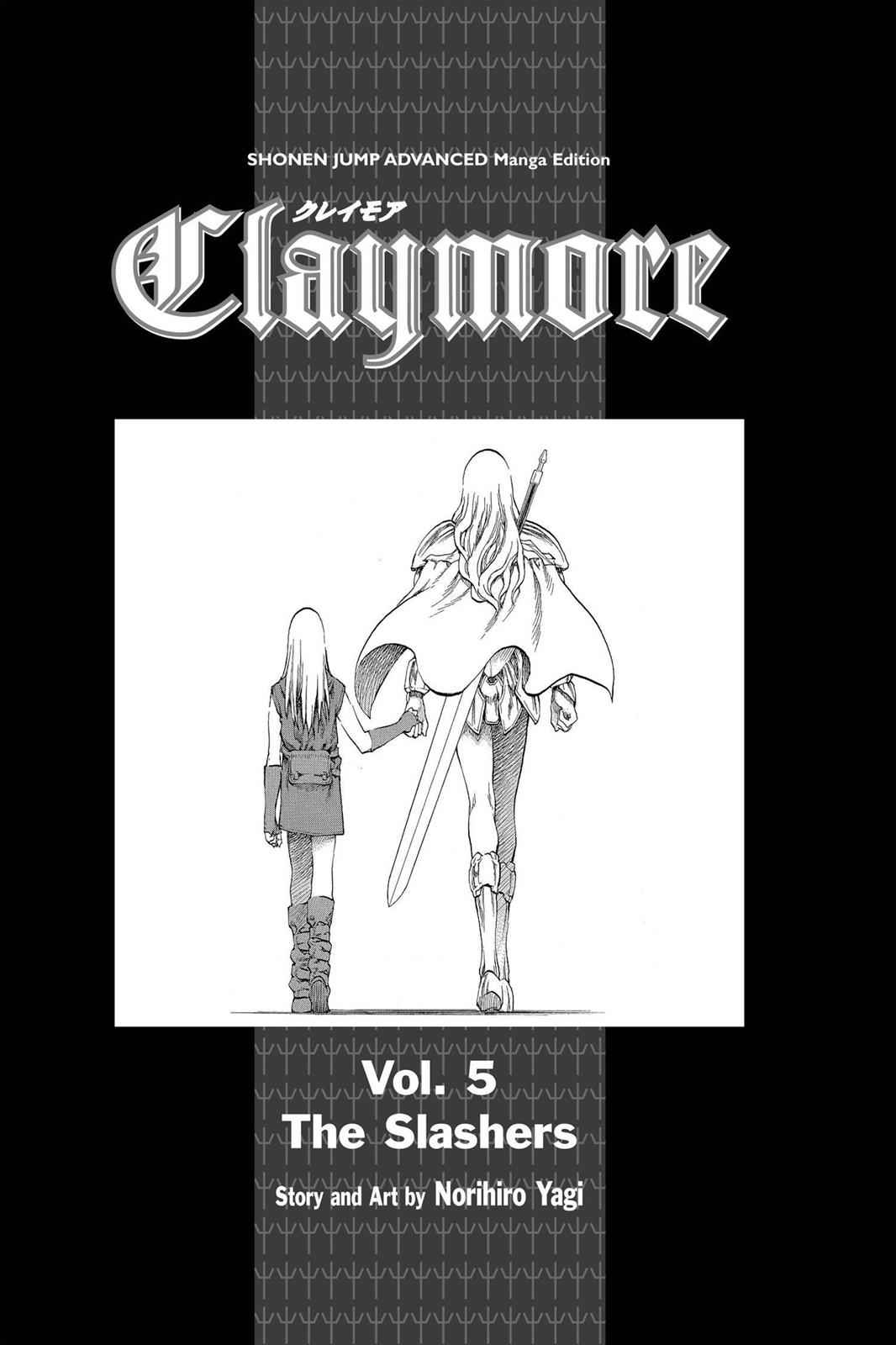 Claymore Chapter 22 Page 4