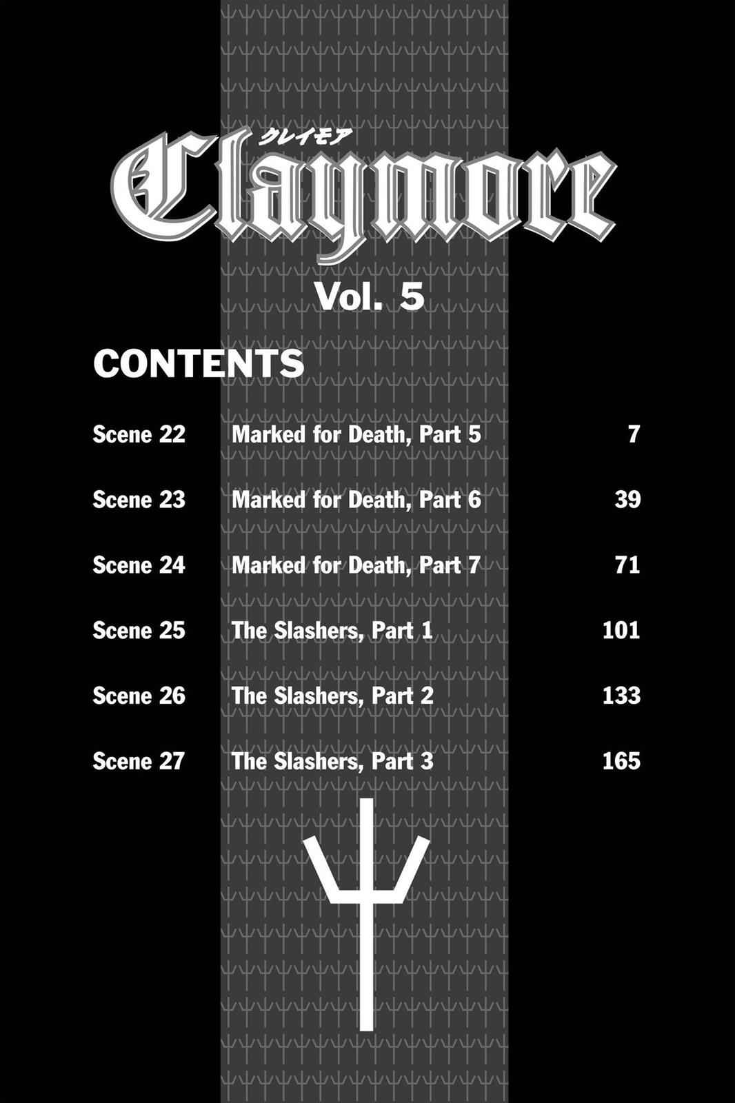 Claymore Chapter 22 Page 6