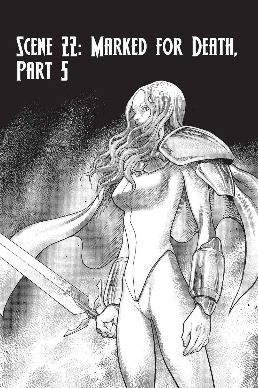 Claymore Chapter 22 Page 8