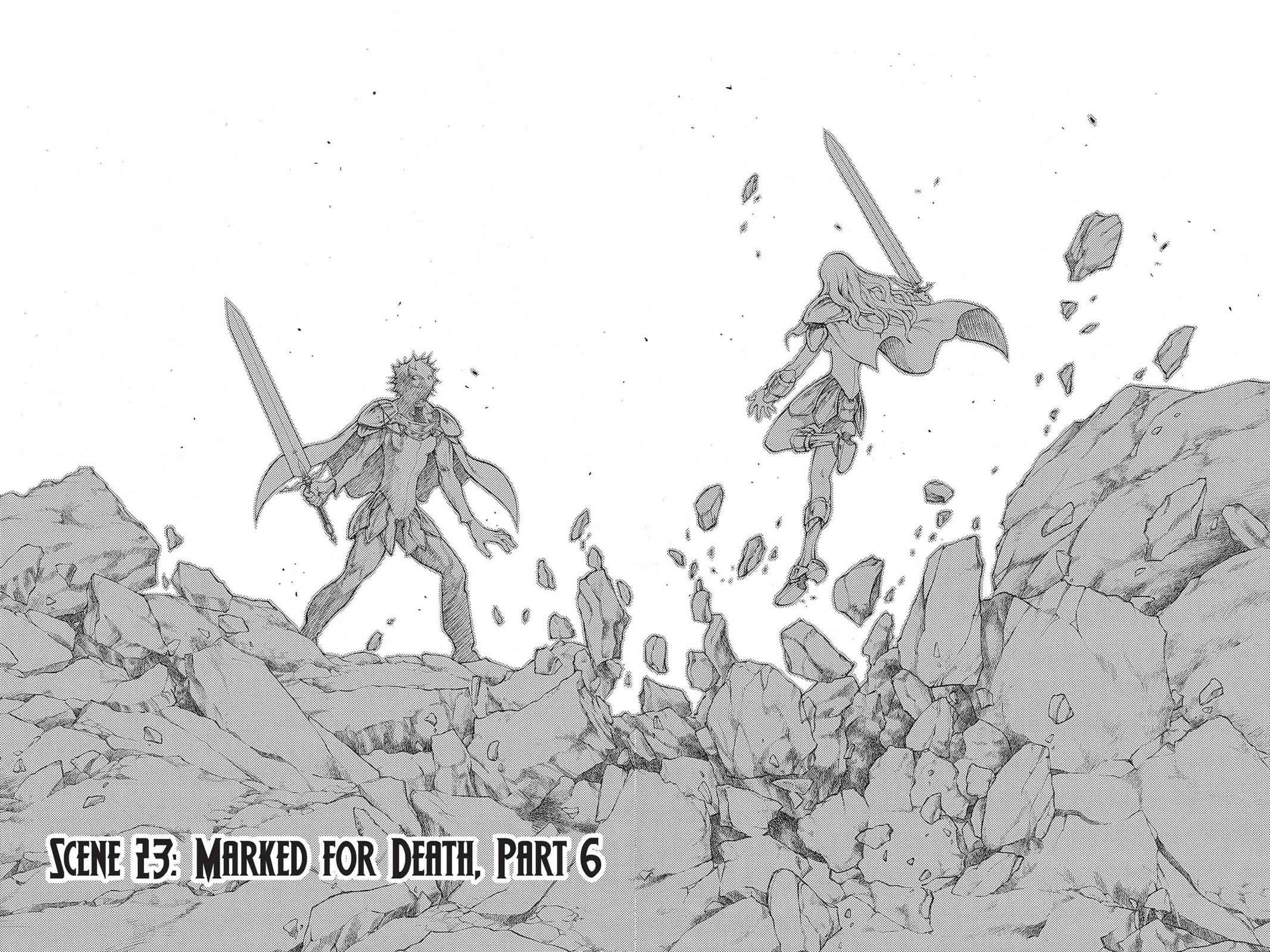 Claymore Chapter 23 Page 2