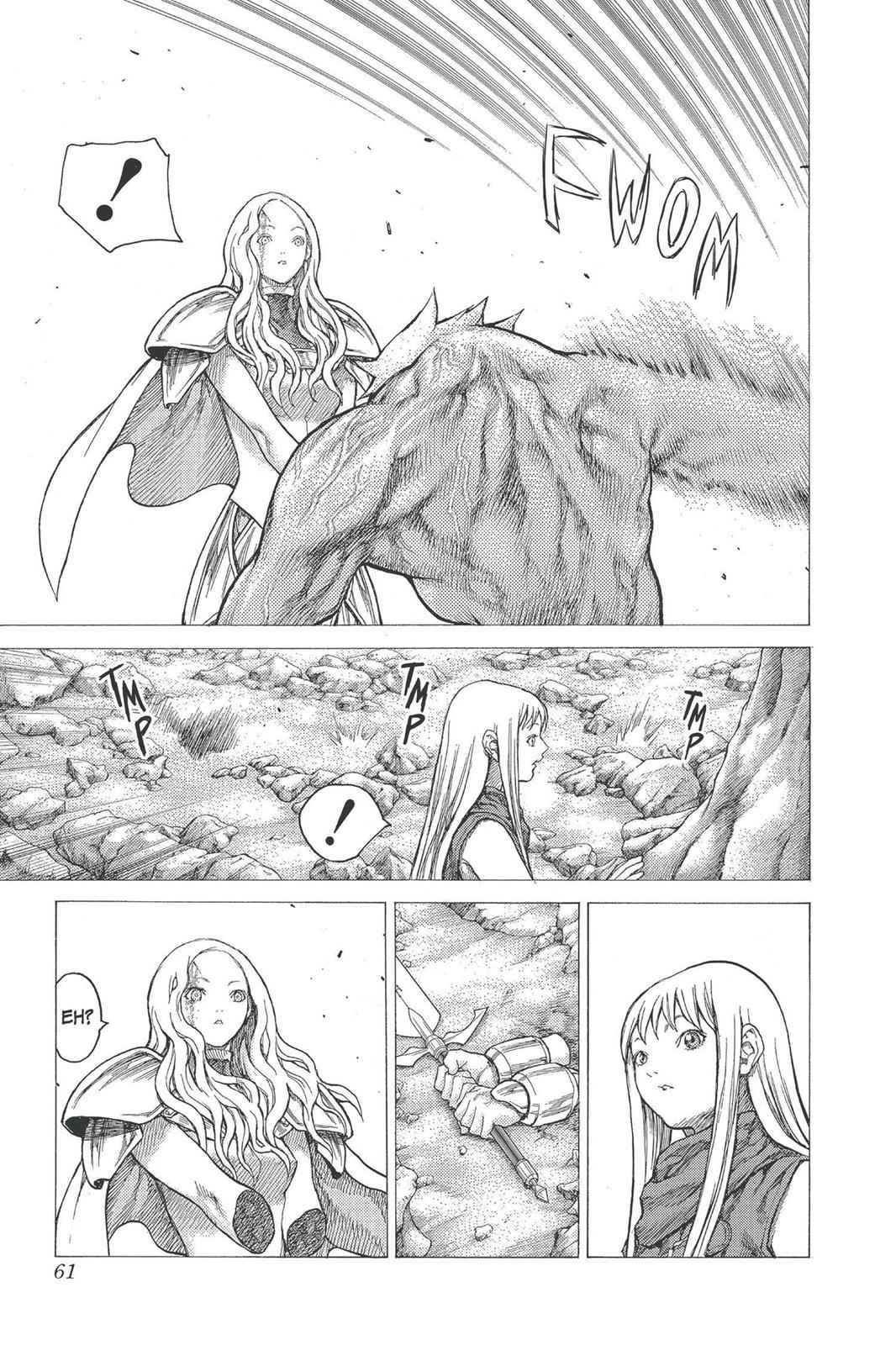 Claymore Chapter 23 Page 22