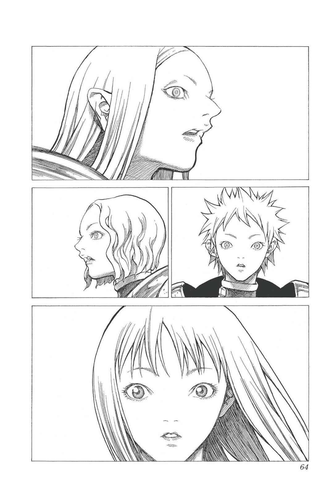 Claymore Chapter 23 Page 24
