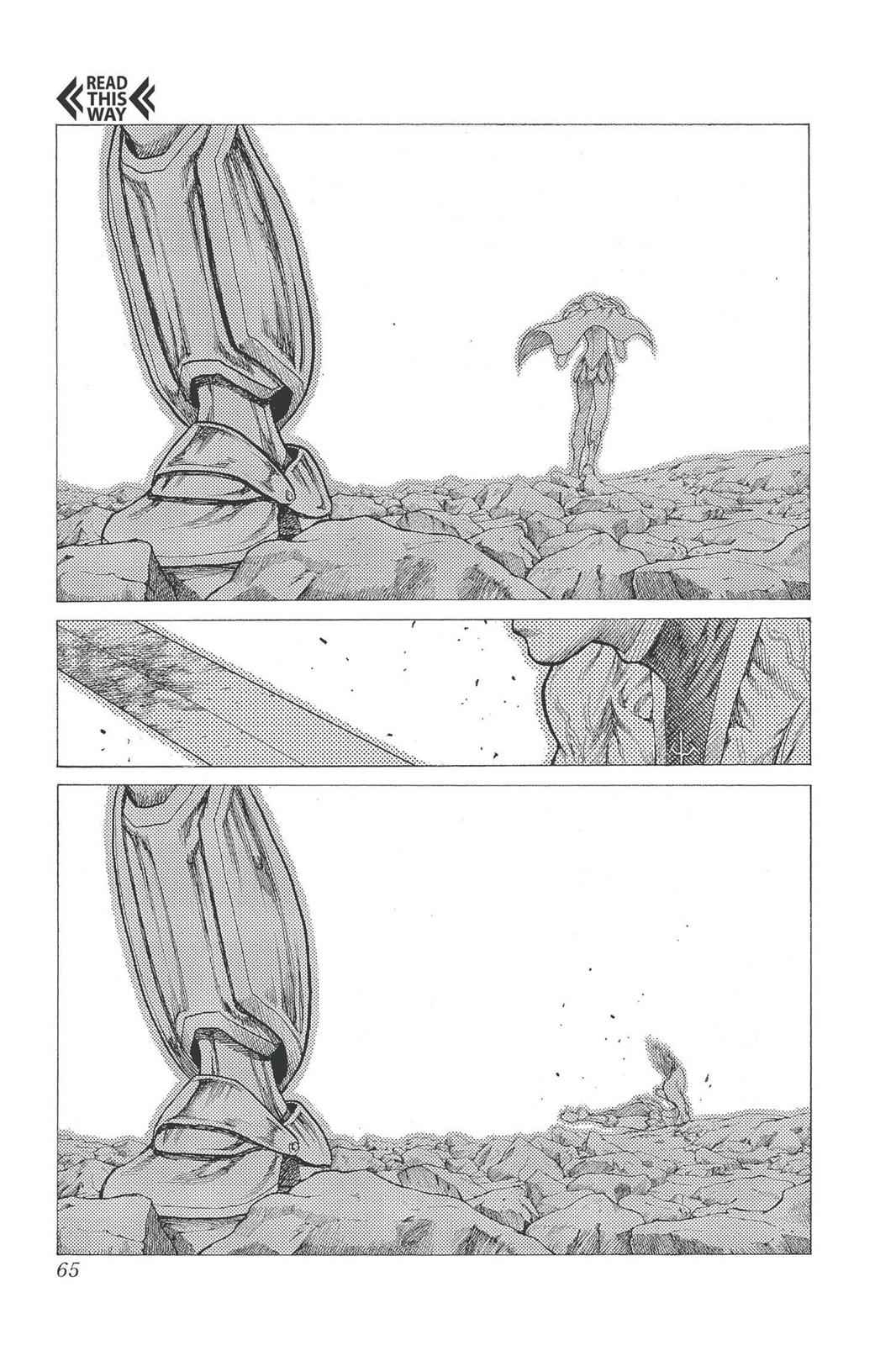 Claymore Chapter 23 Page 25