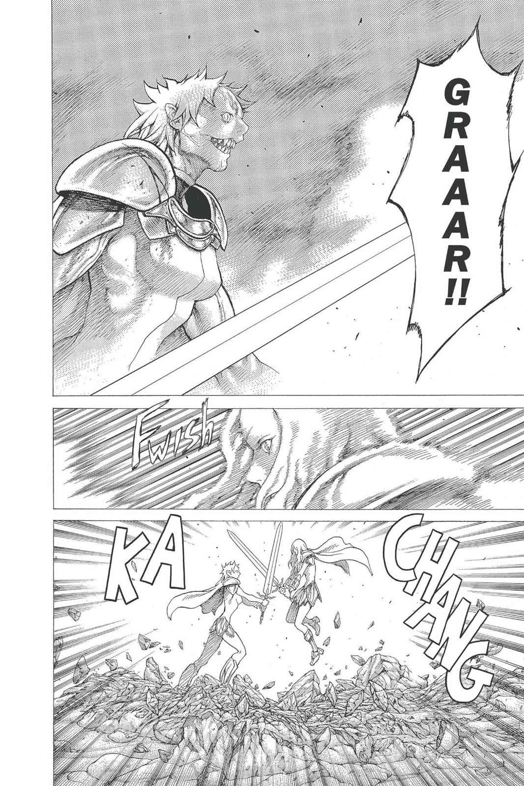 Claymore Chapter 23 Page 3