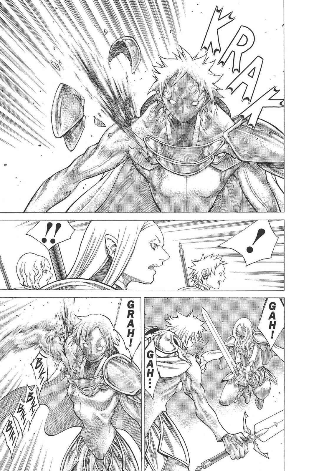 Claymore Chapter 23 Page 6