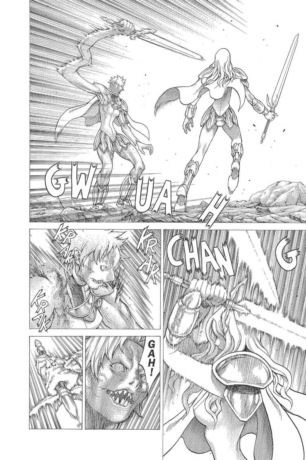 Claymore Chapter 23 Page 7