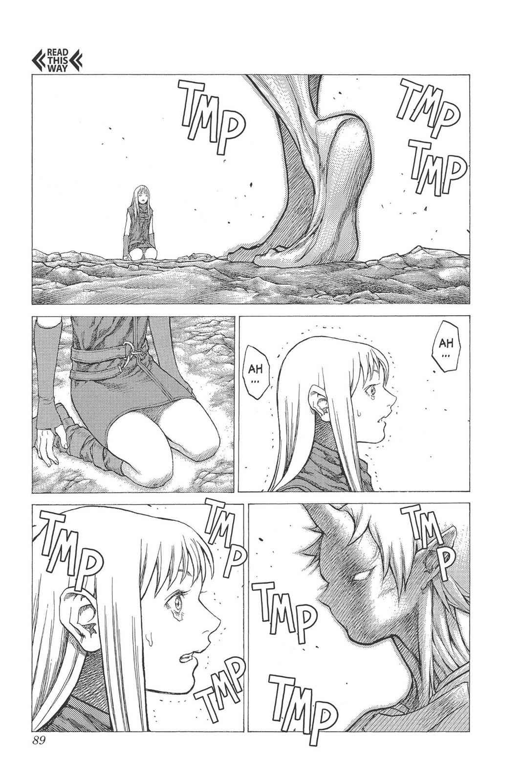 Claymore Chapter 24 Page 16