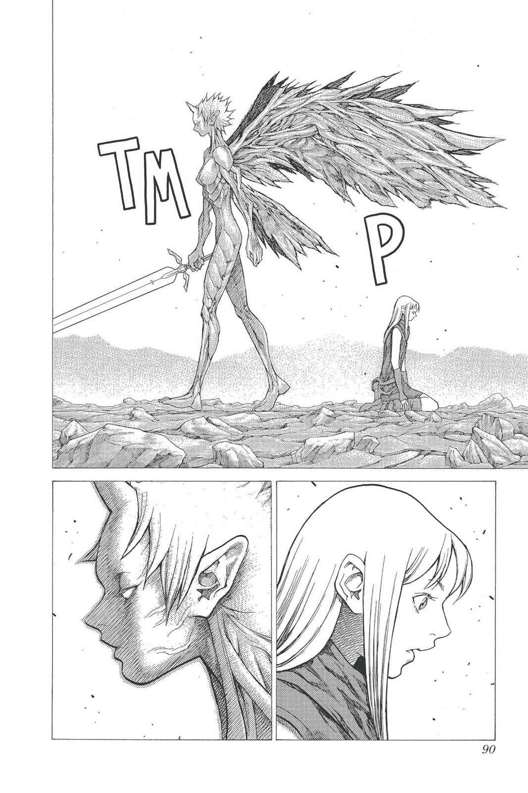 Claymore Chapter 24 Page 17