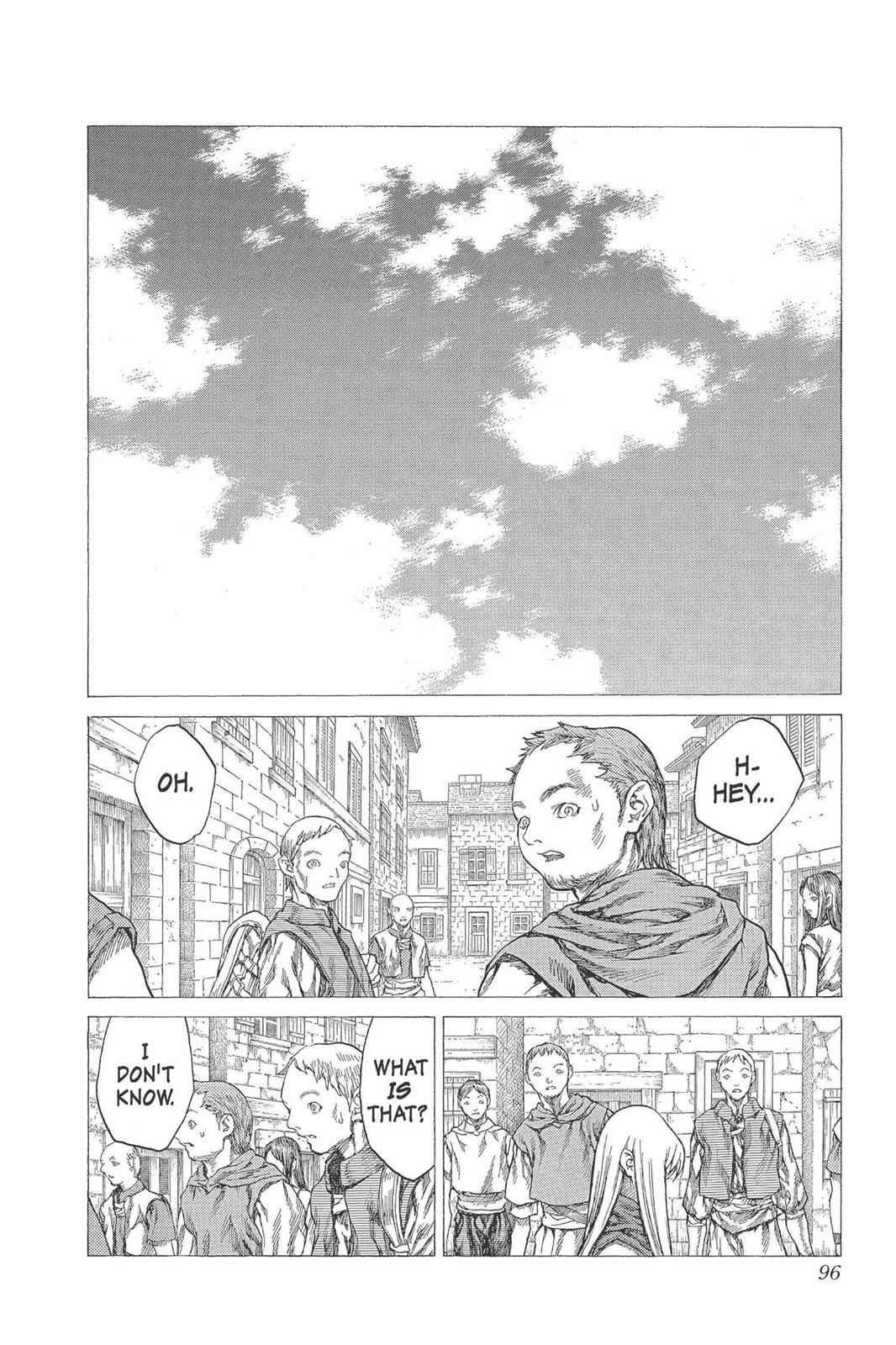 Claymore Chapter 24 Page 22