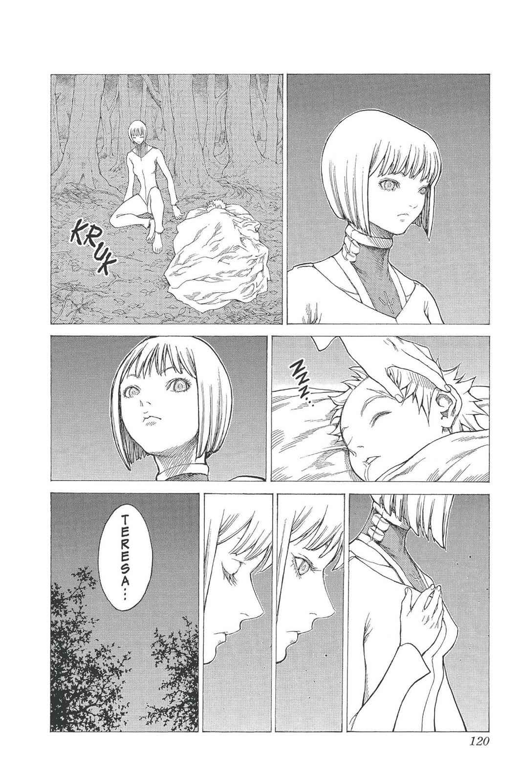 Claymore Chapter 25 Page 18