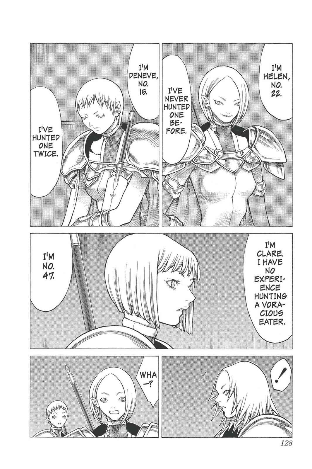 Claymore Chapter 25 Page 26