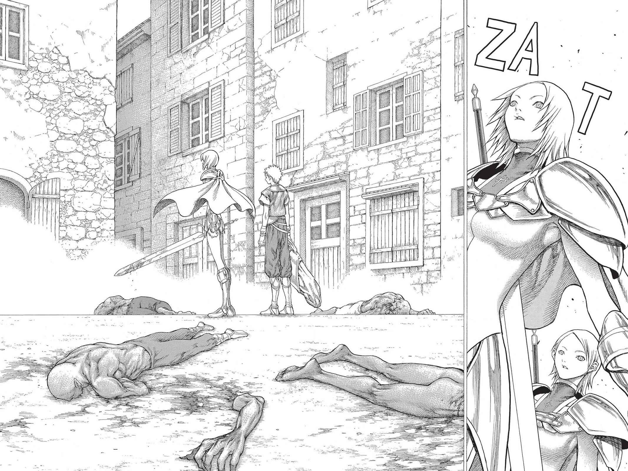 Claymore Chapter 25 Page 5