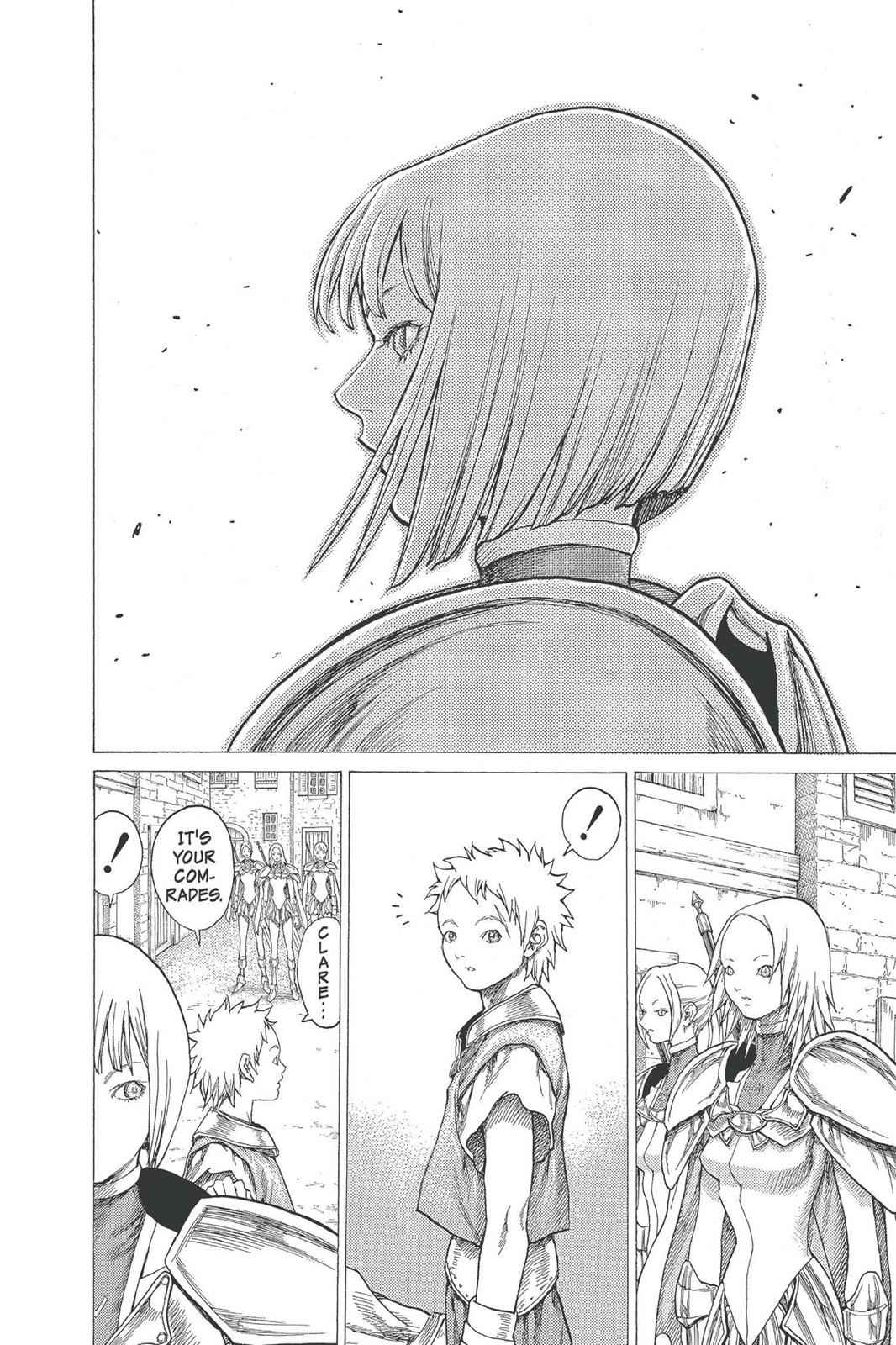 Claymore Chapter 25 Page 6