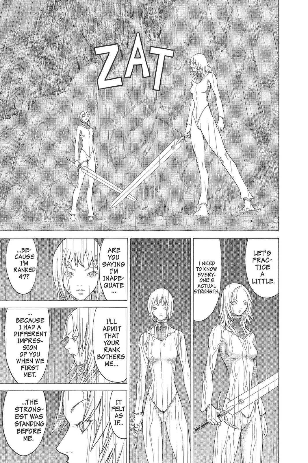 Claymore Chapter 26 Page 12