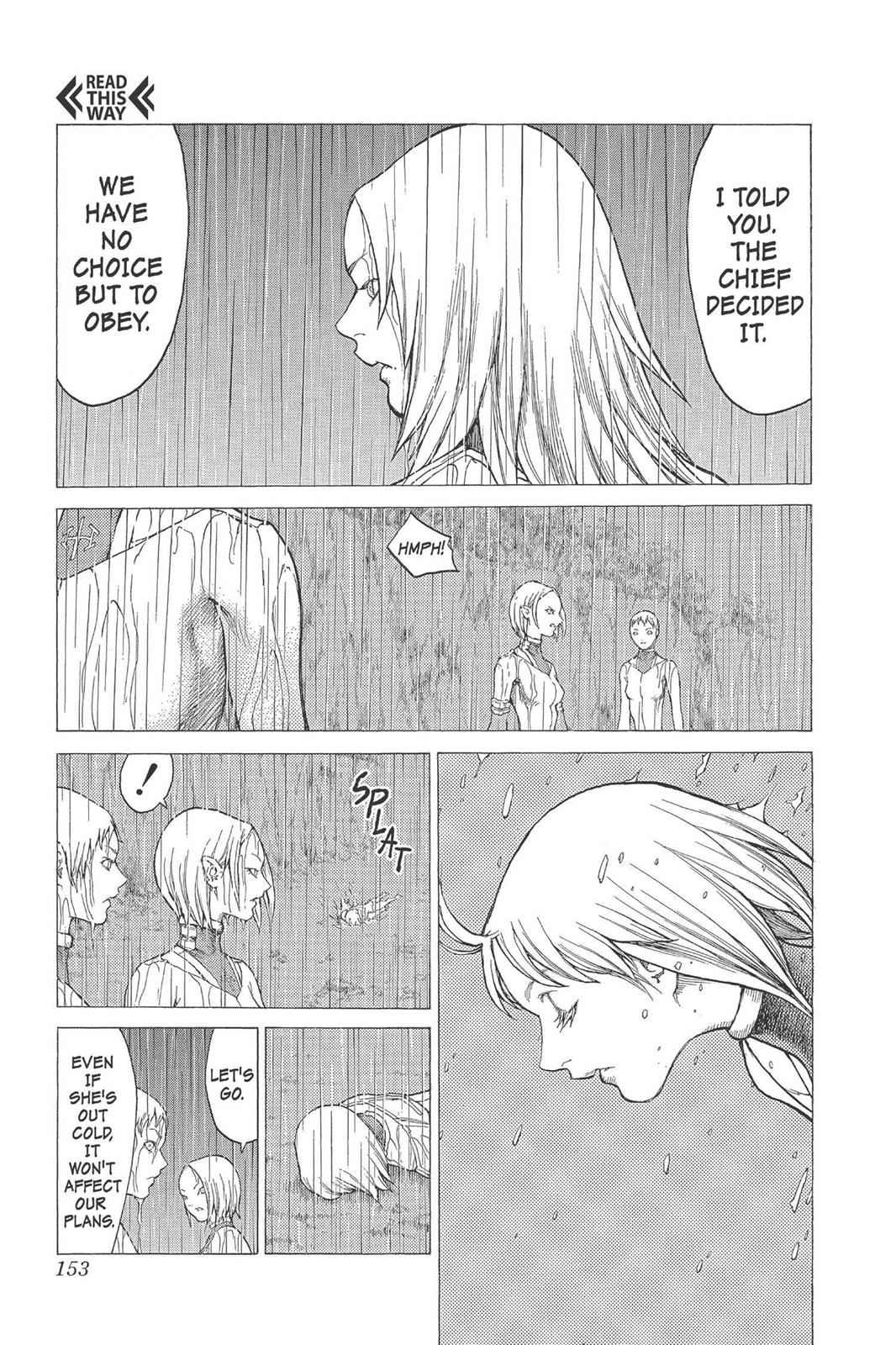 Claymore Chapter 26 Page 20