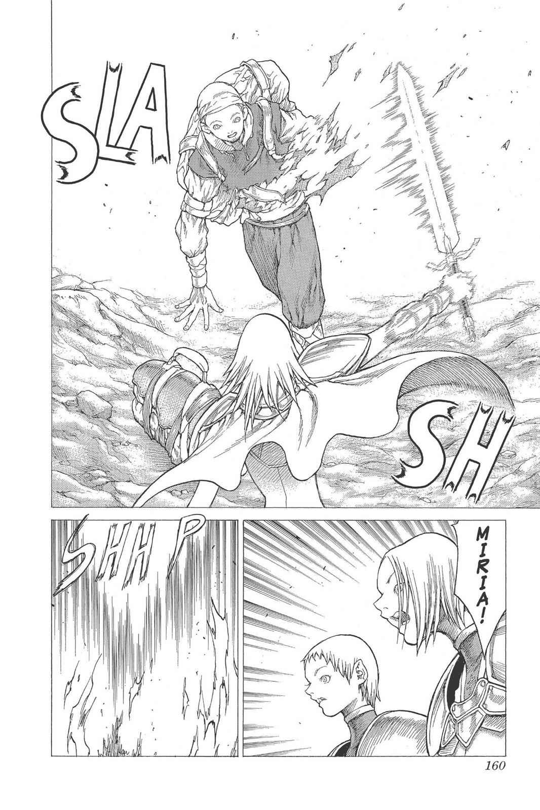 Claymore Chapter 26 Page 27