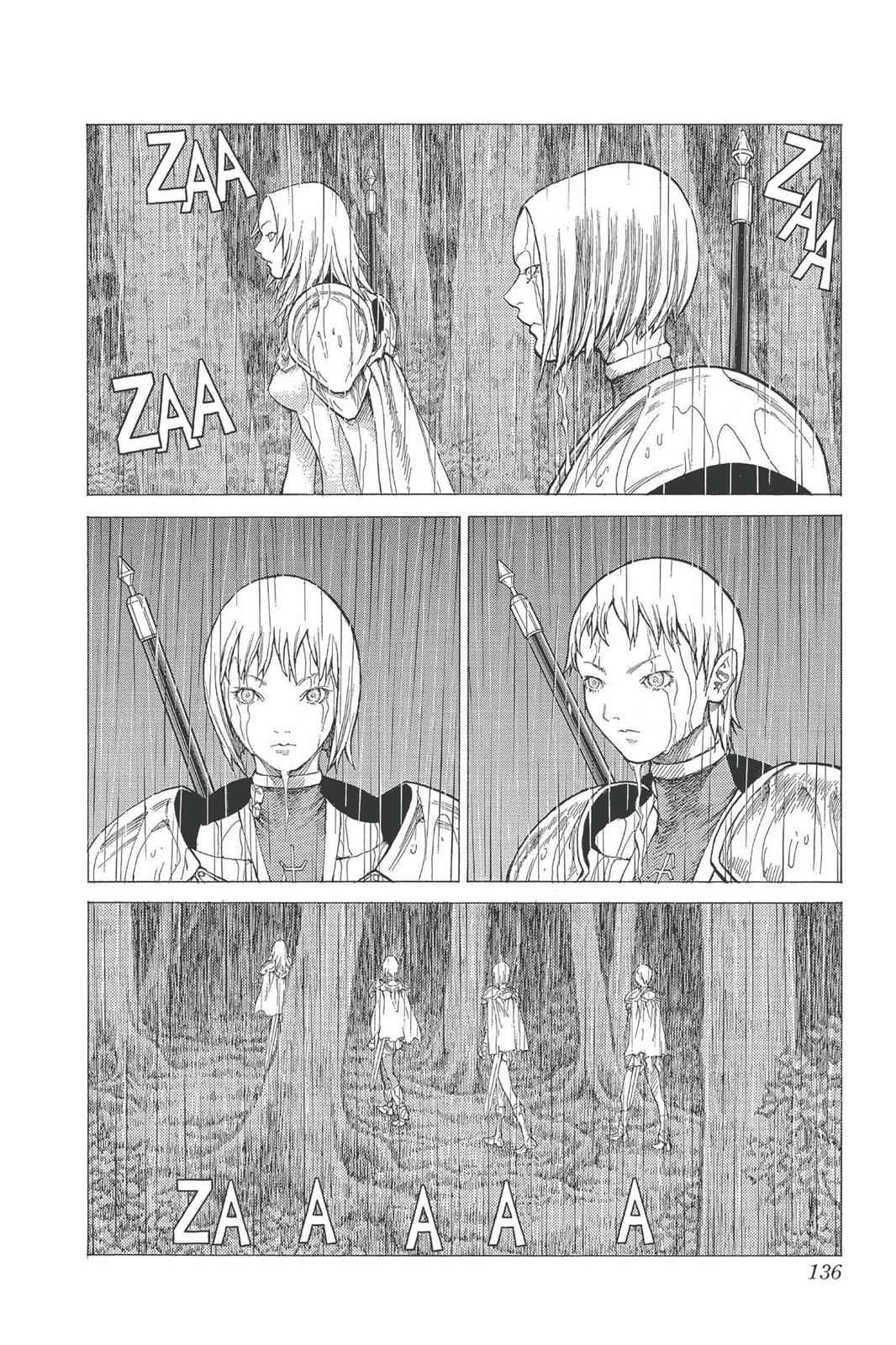 Claymore Chapter 26 Page 3
