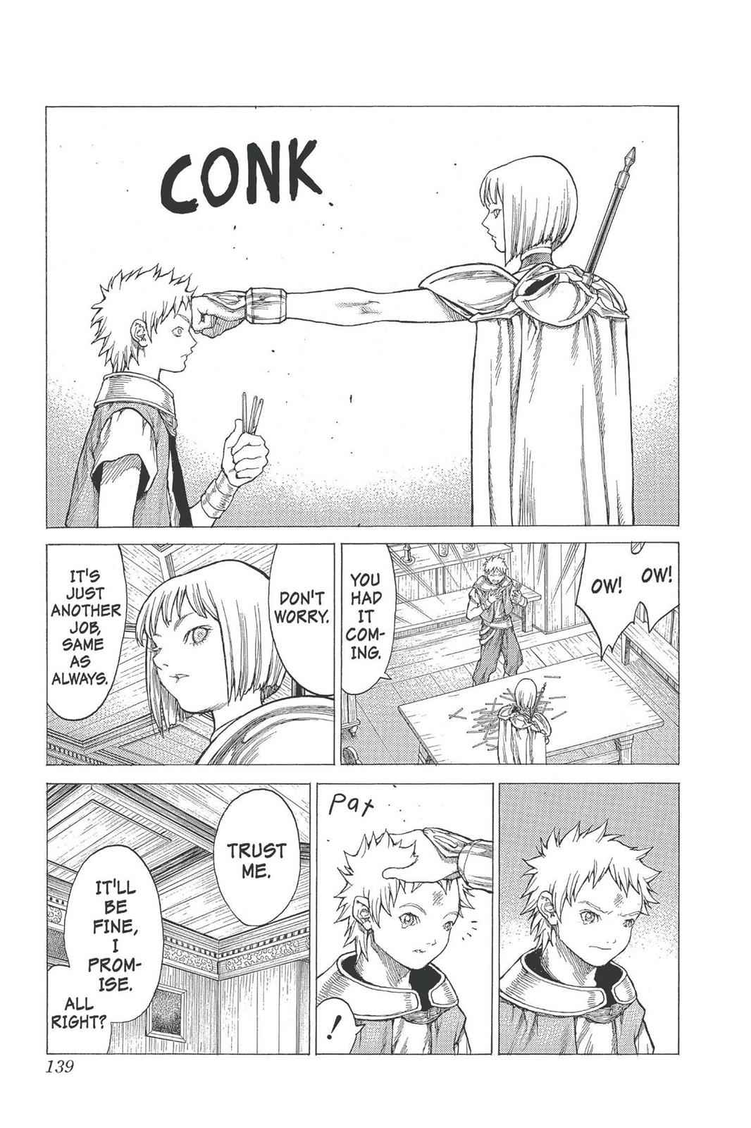 Claymore Chapter 26 Page 6