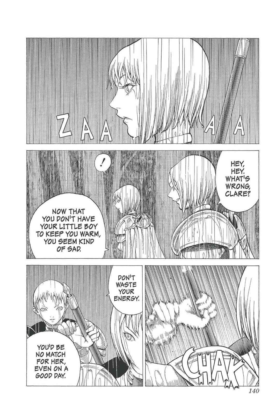 Claymore Chapter 26 Page 7