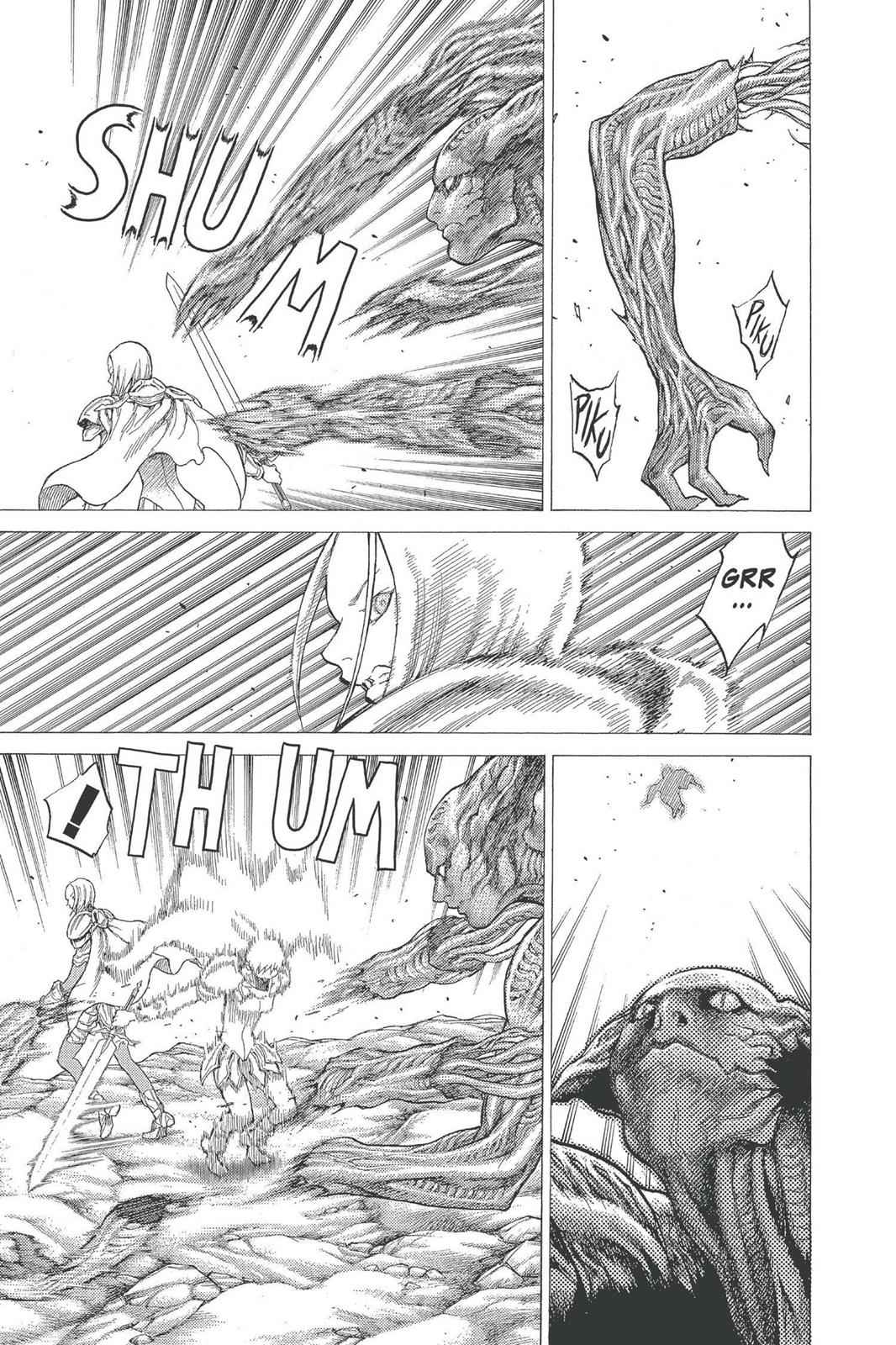 Claymore Chapter 27 Page 14