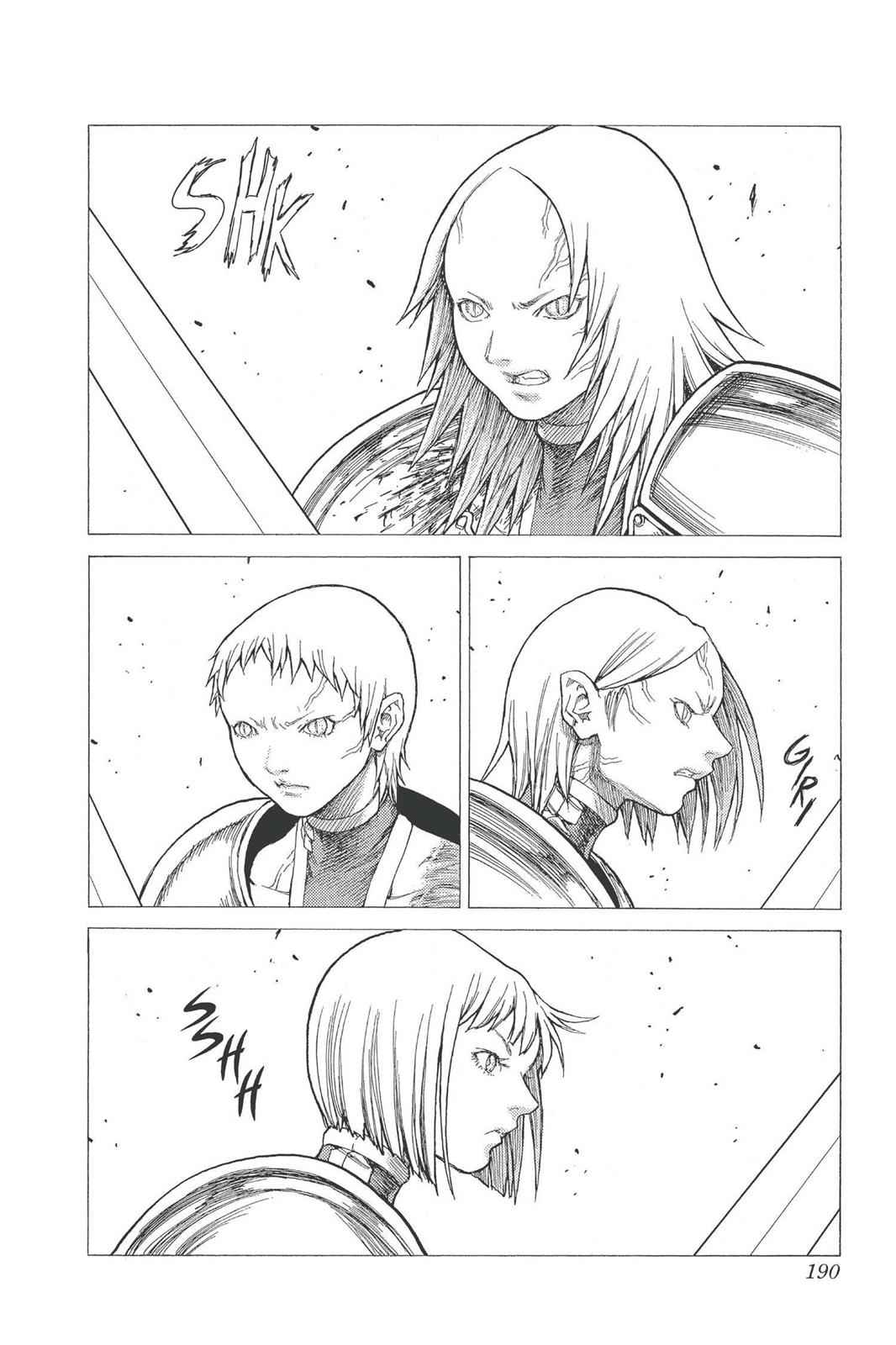Claymore Chapter 27 Page 24