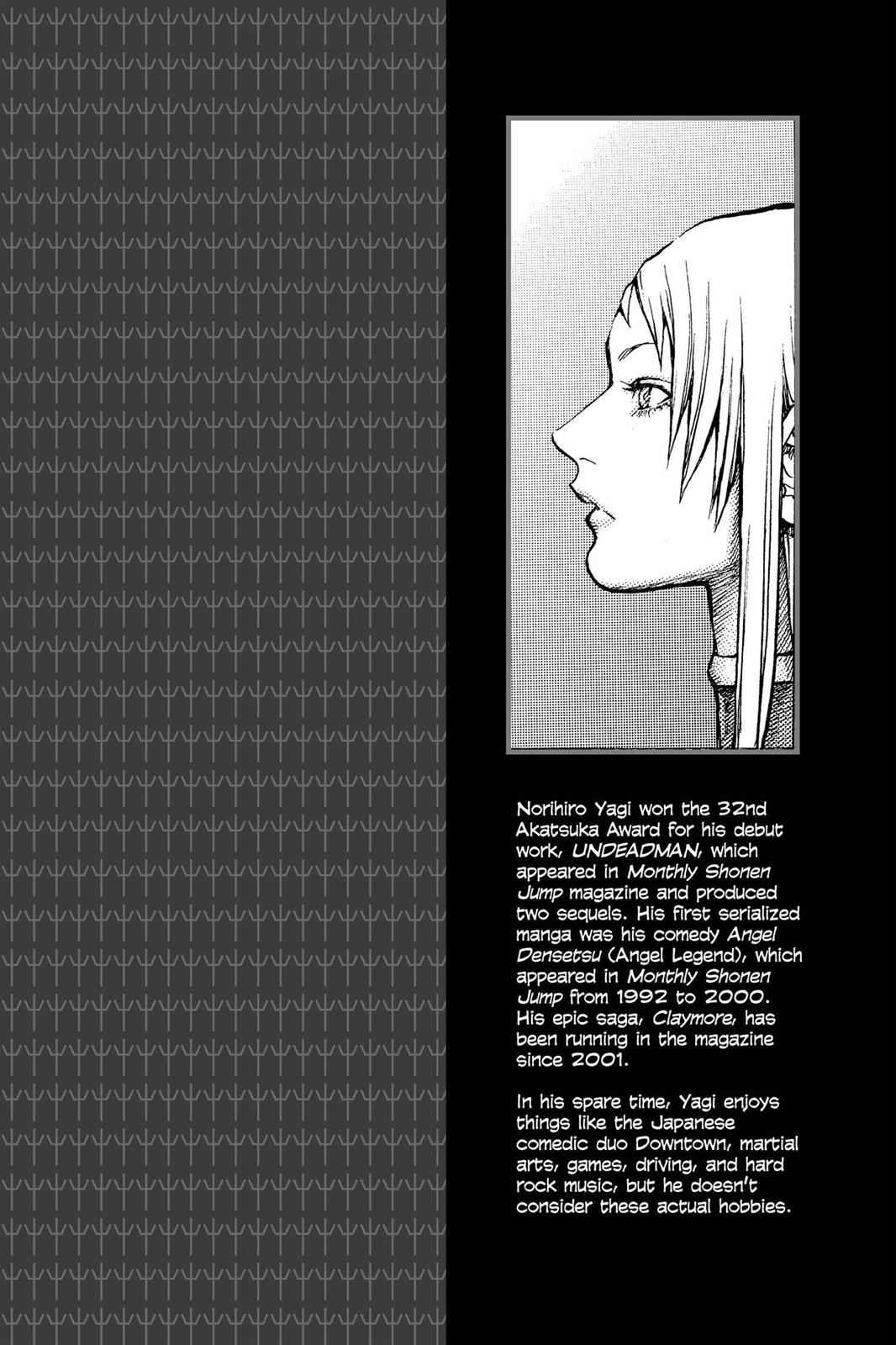 Claymore Chapter 28 Page 2