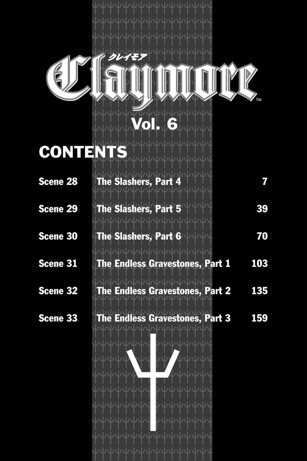 Claymore Chapter 28 Page 6