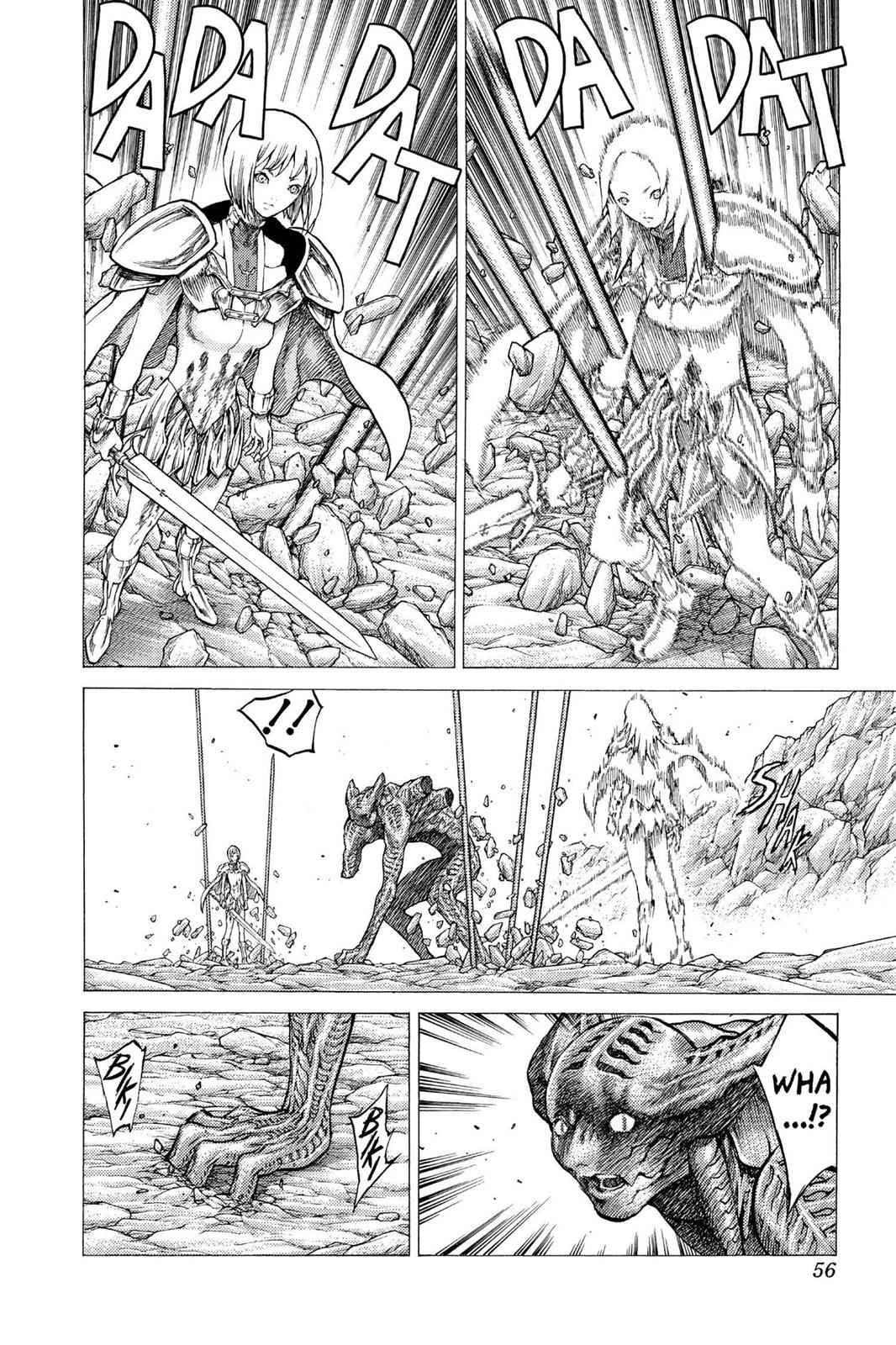 Claymore Chapter 29 Page 18