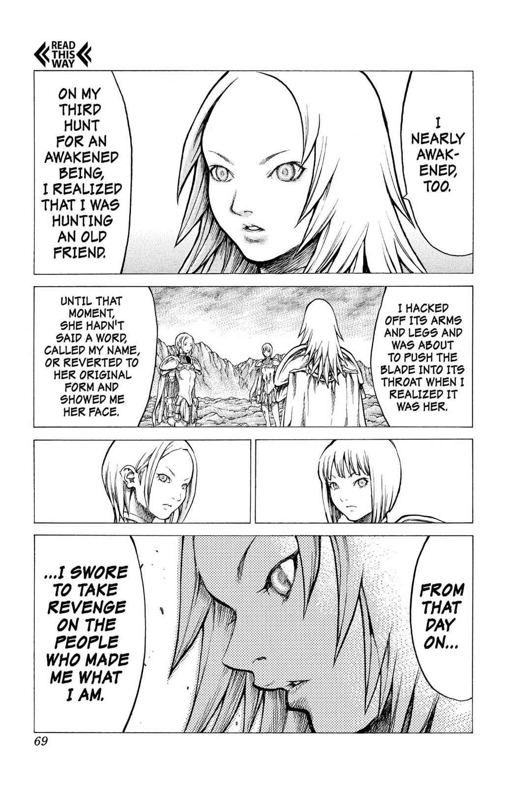Claymore Chapter 29 Page 30