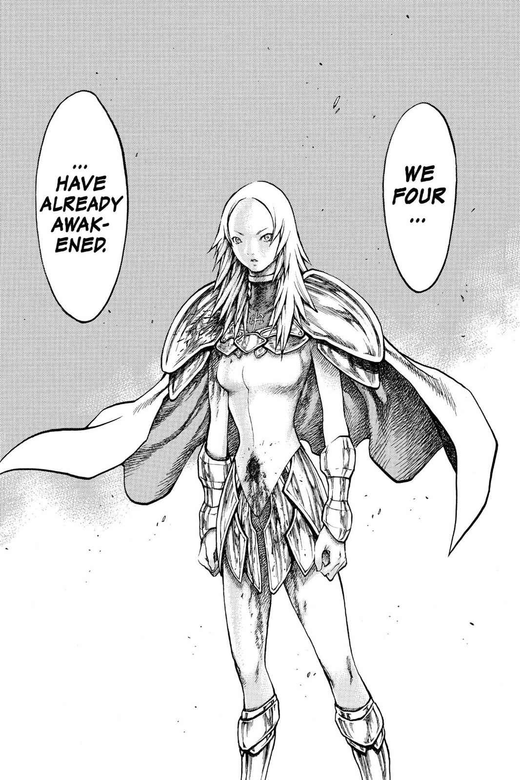 Claymore Chapter 30 Page 10
