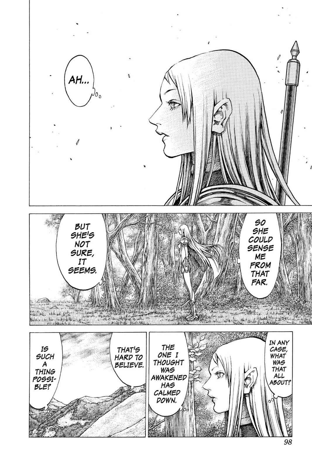 Claymore Chapter 30 Page 29