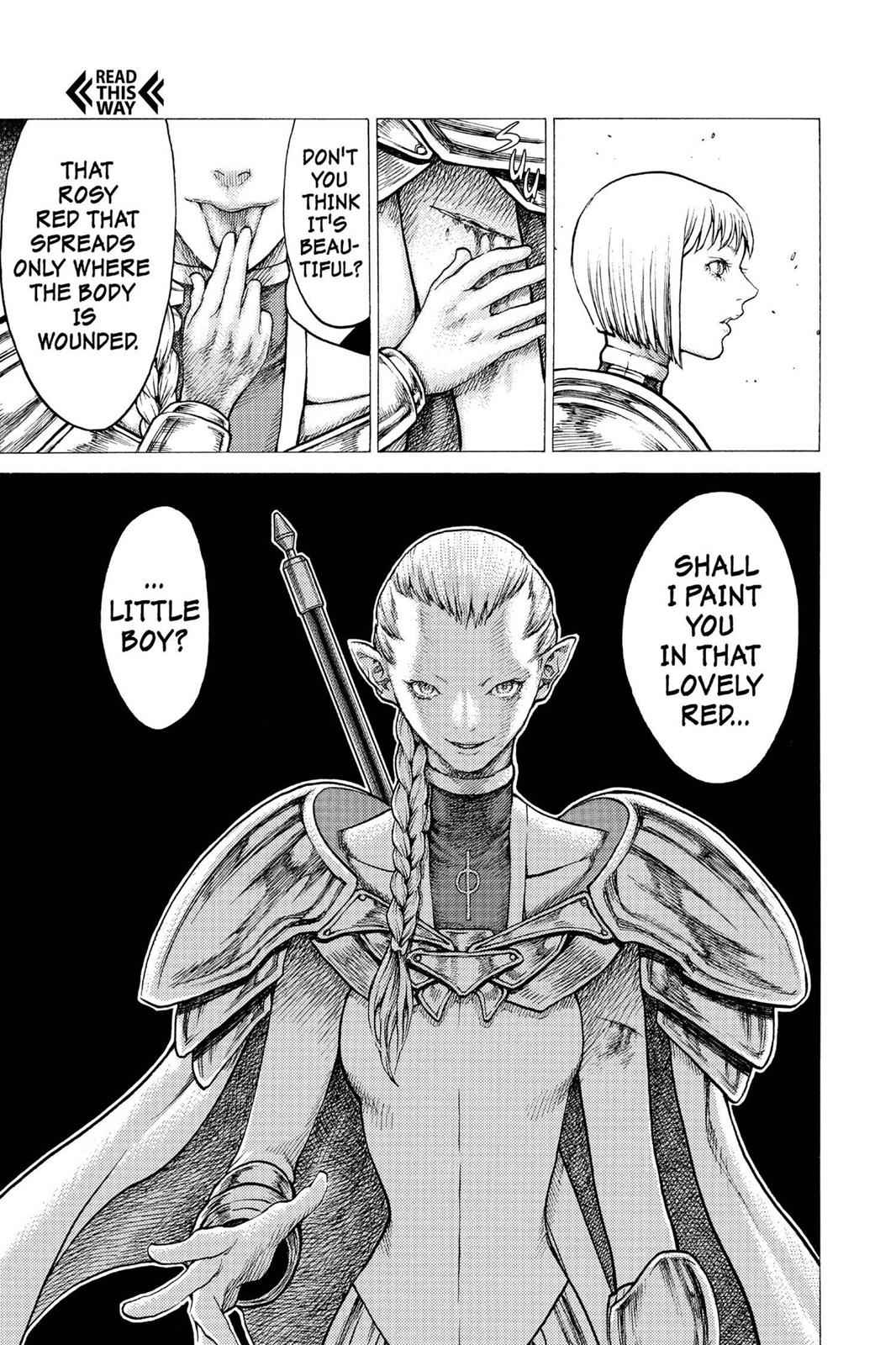 Claymore Chapter 31 Page 29
