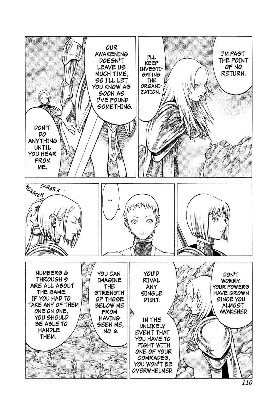Claymore Chapter 31 Page 7