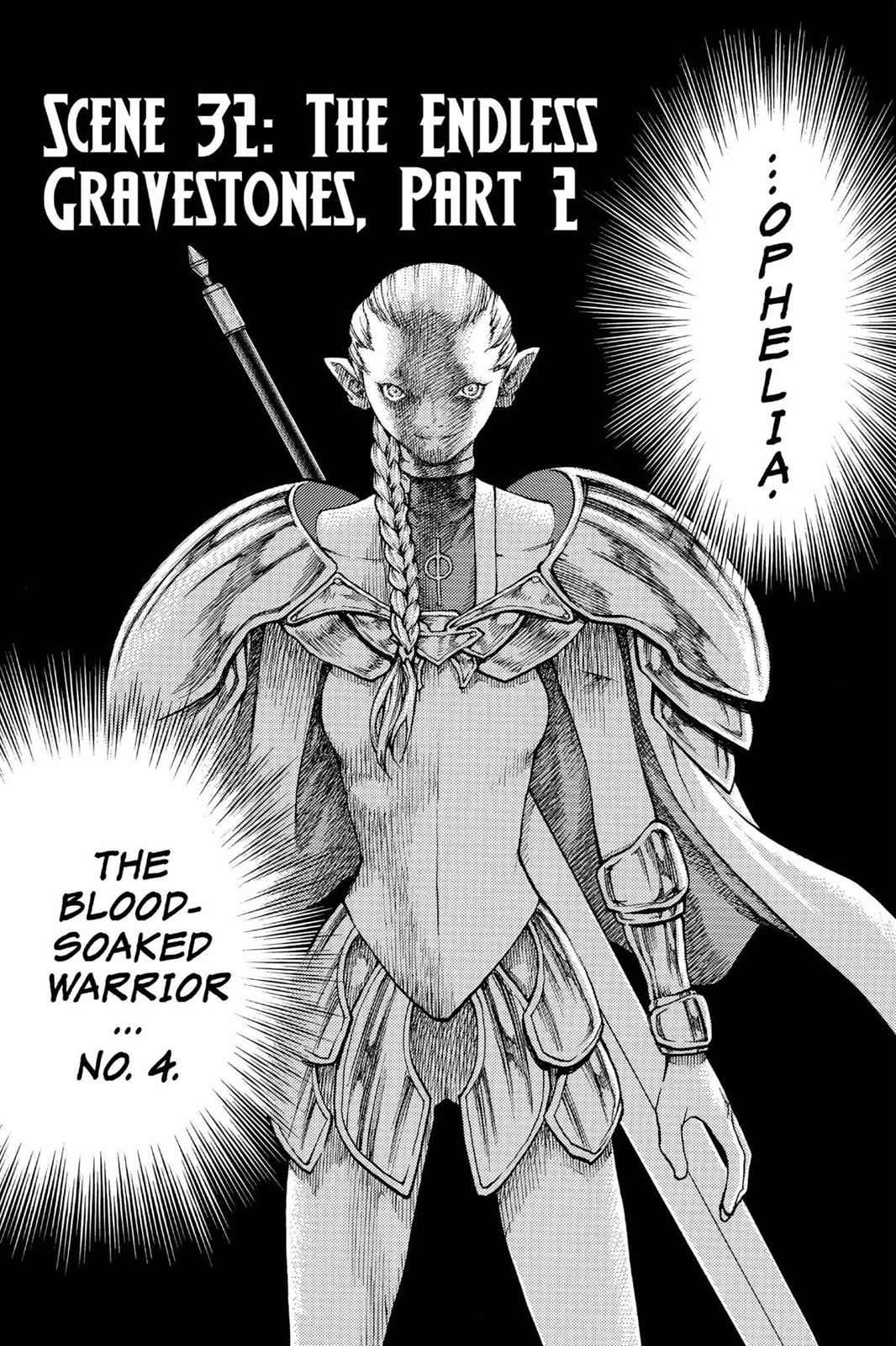 Claymore Chapter 32 Page 2