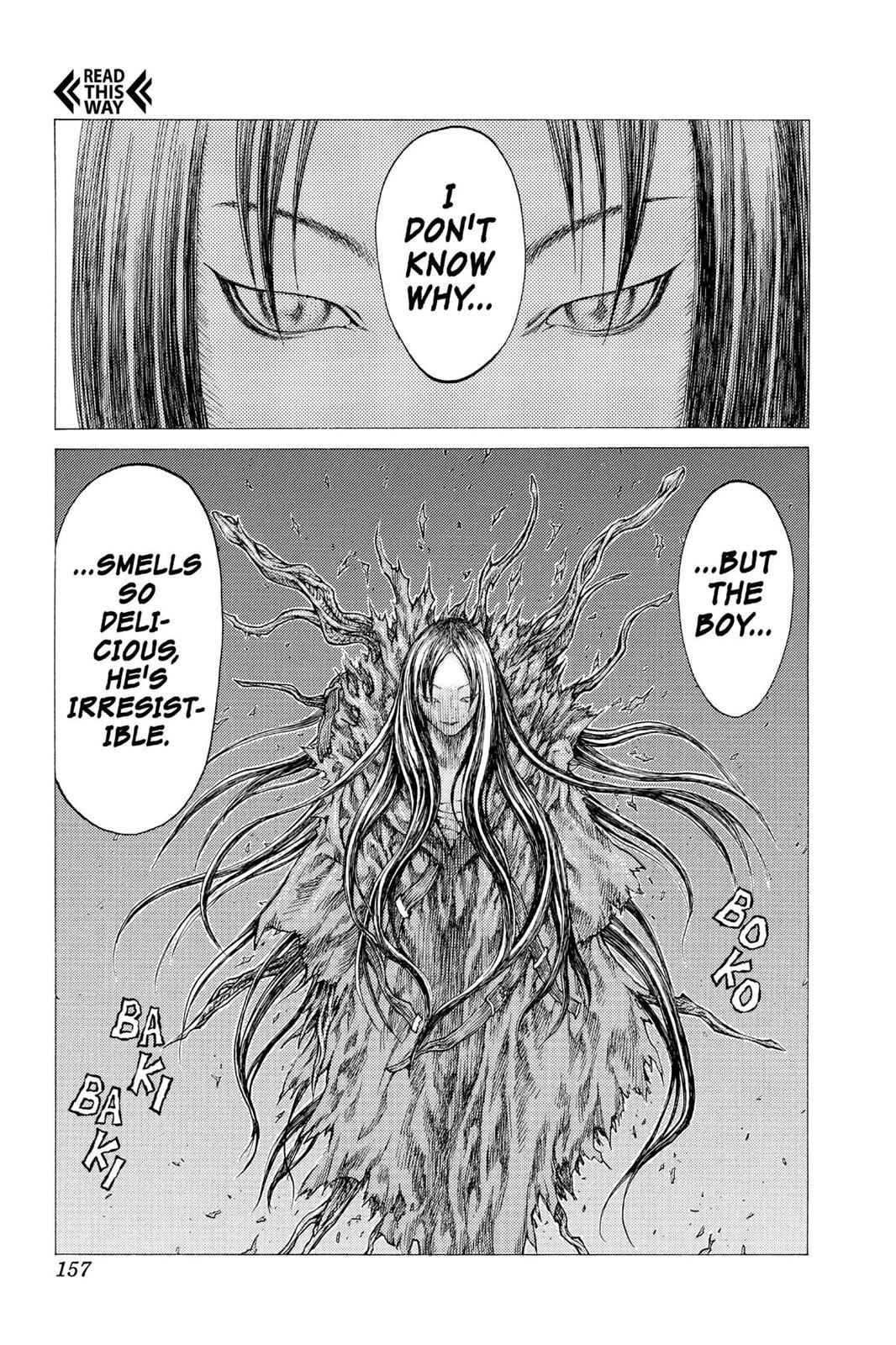 Claymore Chapter 32 Page 23